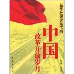 【正版书籍】新华社记者笔下的中国改革开放岁月