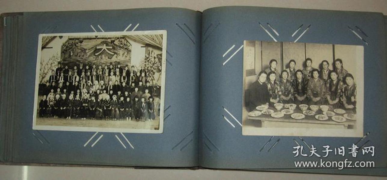 补图!民国时期《日本私人相册》照片共120枚 侵华日军及其家族成员 军装照 生活照 集体照 结婚照 家庭照  亲子照等--------------补图勿拍!