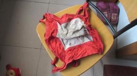 早期女人背小孩用的绑带-------1条(货号1069)