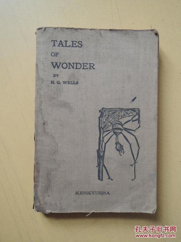 TALESOFWONDER(英日双语书)