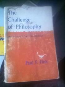 The Challenge of philosophy