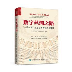 """数字丝绸之路 """"一带一路""""数字经济的机遇与挑战"""