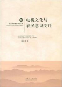 临沂大学博士教授文库:电视文化与农民意识变迁