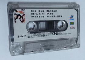 side 磁带没有外壳(用于收藏)