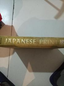 japanese print  大16开精装布面