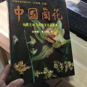 中国名花专著系列:中国兰花(奇花艺研究及奇花名品鉴赏)