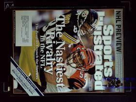 Sports Illustrated 英文体育画报杂志 2006/10/02 外文学习资料