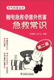 电气科普丛书:触电急救与意外伤害急救常识(第2版)