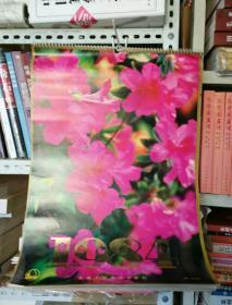 花卉摄影(挂历)1984年(全13张)