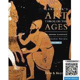 【包邮】2009年出版,作者Fred S. Kleiner;Gardner's Art Through the Ages: The Western Perspective, Volume I