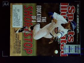 Sports Illustrated 英文体育画报杂志 2011/05/09 外文学习资料