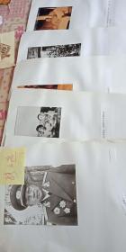 张云逸    照片 24张(黑白 )(和家人 陈毅 刘长胜 曾山 胡立教 莫文骅 陈漫远等照片)