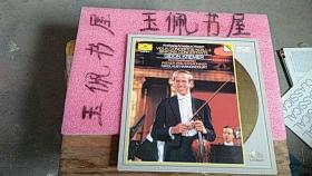 WOLFGANG AMADEUS MOZART   大光盘黄胶版大唱片