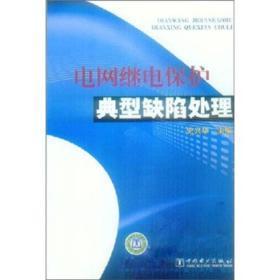 电网继电保护典范缺点处理 专著 史兴华主编 dian wang ji dian bao hu dian xing que x