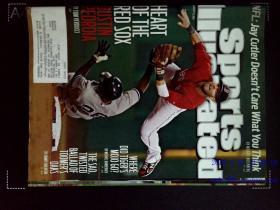 Sports Illustrated 英文体育画报杂志 2011/08/15 外文学习资料