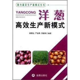南方蔬菜生产新模式丛书:洋葱高效生产新模式