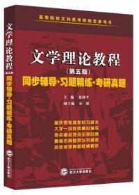 特价~文学理论教程(第五版)(同步辅导习题精练考研真题) 9787307177826