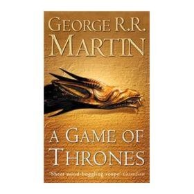 A Game of Thrones  外文书店  9780007448036