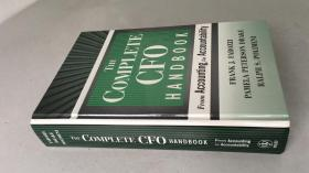 CFO手册The Complete CFO Handbook : From Accounting to Accountability