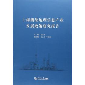 上海测绘地理信息产业发展政策研究报告