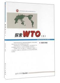 探索WTO 三
