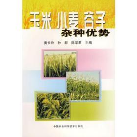 玉米、小麦、谷子杂种优势
