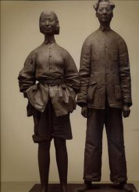影响二十世纪中国美术发展之 雕塑篇