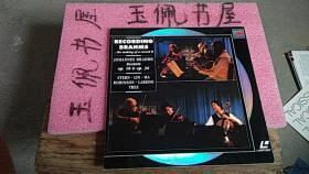 RECORDING BRAHMS   大光盘    op.18----op.36