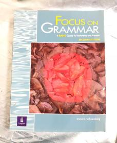 Focus on Grammar : A BASIC Course for Reference and Practice ( (Complete Workbook Second Edition)