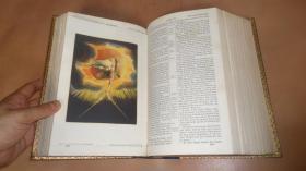 【补图】1846年- HOLY BIBL Old & New Testment 《神圣-经典》极品摩洛哥羊羔皮大开本限量古董书 稀世珍本 品相惊人 送礼佳品