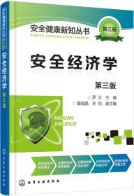 安全健康新知丛书·第三版--安全经济学(第三版)