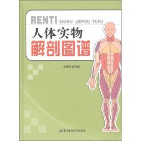 人体实物解剖图谱