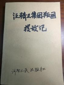 汪精卫集团叛国投敌记·中华民国史丛书·插图本