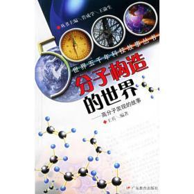 分子构造的世界(高分子发现的故事)/世界五千年科技故事丛书