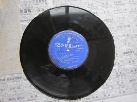 原版朝鲜唱片 7   有塑料外套