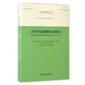 青少年权益保障实证研究——基于陕西省的政策和法律实践(2011-2015)