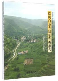临朐白龙寺遗址发掘报告