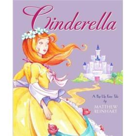 Cinderella: A Pop-Up Fairy Tale  辛德瑞拉-立体折叠书