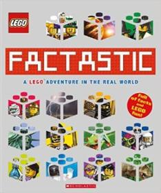 Factastic: A LEGO Adventure in the Real World (L