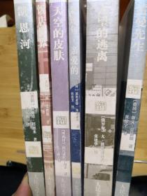 21世纪年度最佳外国小说、2001一要短句,亲爱的丶天空的皮肤丶饭店世界丶凯恩河丶无望的逃离丶雷曼先生(全六册合售)