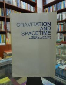 GRAVITATION AND SPACETIME 英文版 (引力和空时)