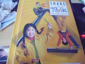 Share the music乐谱英文原版