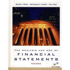 The Analysis and Use of Financial Statements财务报表使用分析