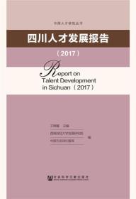 四川人才发展报告(2017)