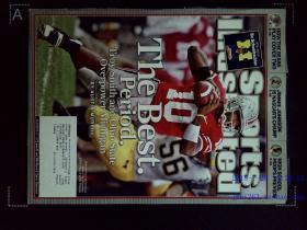 Sports Illustrated 英文体育画报杂志 2006/11/27 外文学习资料