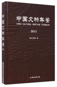 中国文物年鉴(2013)