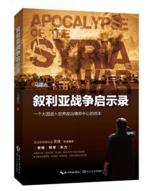 叙利亚战争启示录