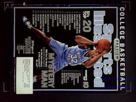 Sports Illustrated 英文体育画报杂志 2004/11/22 外文学习资料