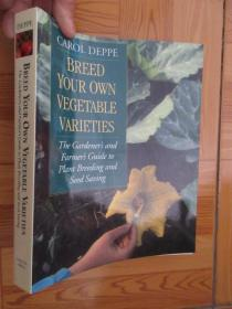 Breed Your Own Vegetable Varieties: The        (详见图)