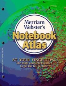 Merriam-Webster'sNotebookAtlas